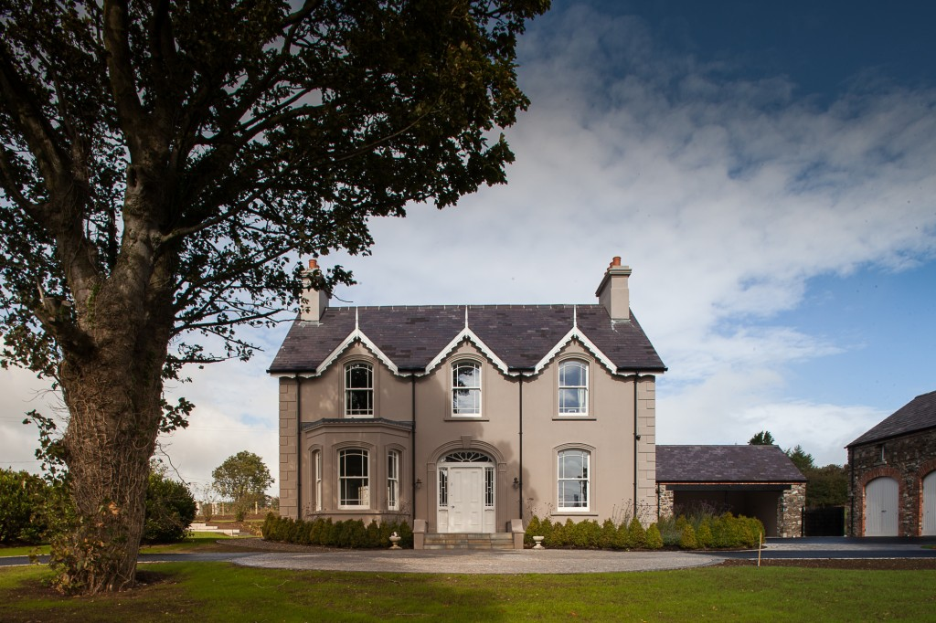 Restored Country Home